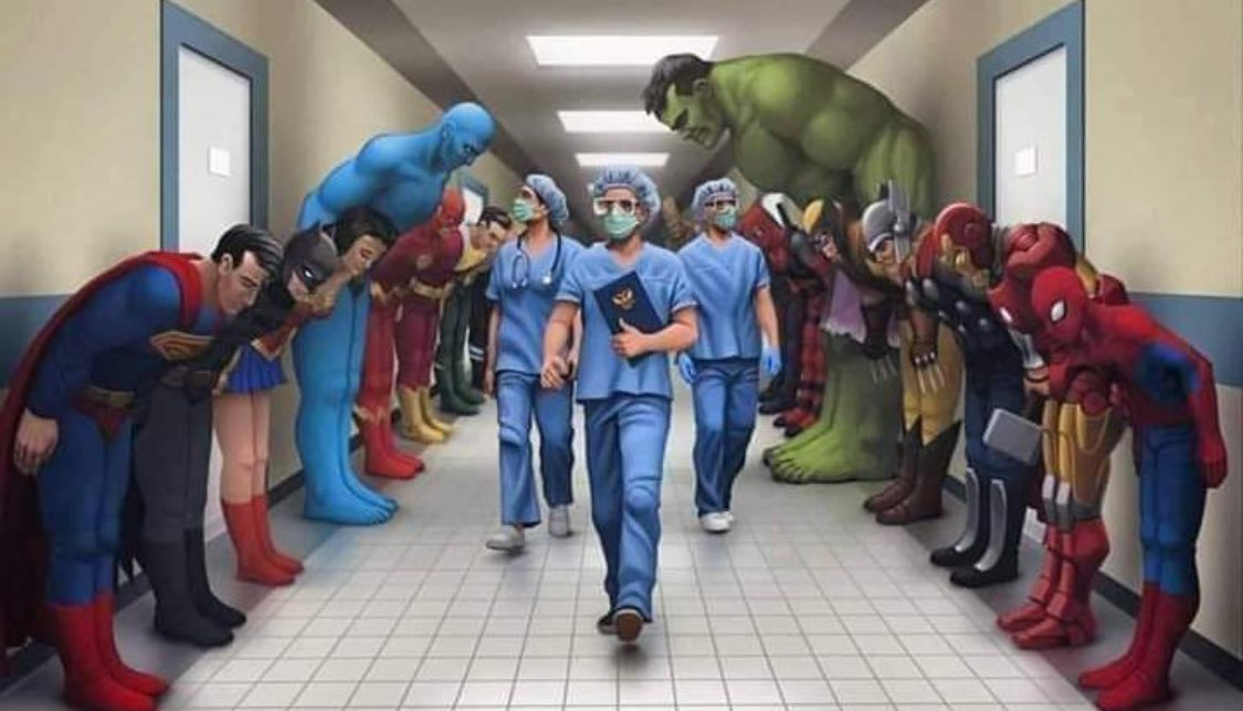 Healthcare Workers Deserve More Than Hero Memes